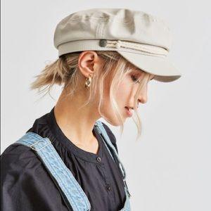 Brixton Fiddler Cap- Dove